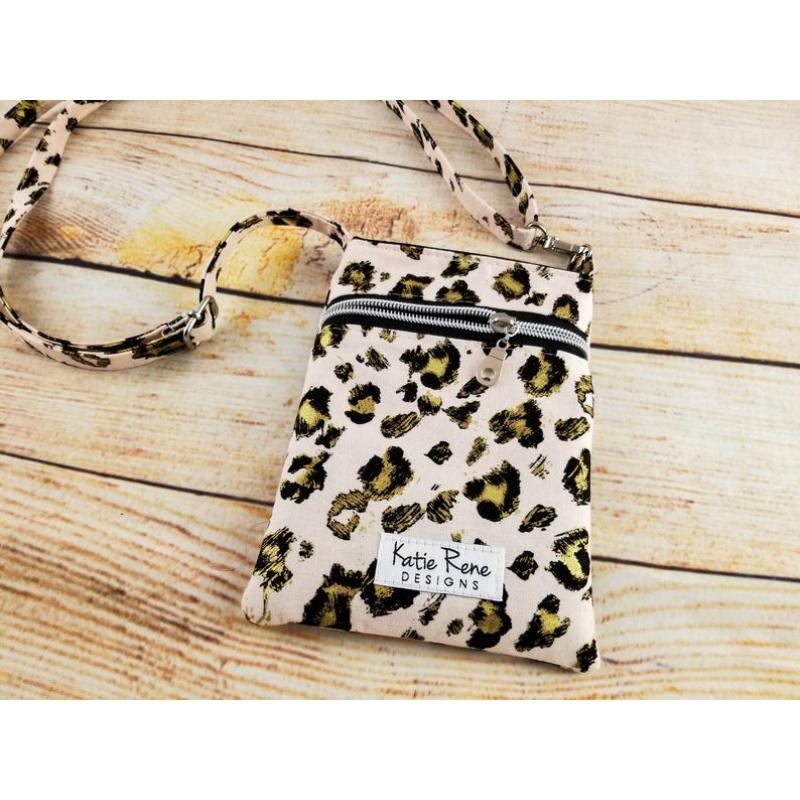 Teacher Lanyard Lanyard ID Wallet Teacher Gift Cell Phone Lanyard Leopard Print Phone Pouch Lanyard Crossbody Phone Crossbody